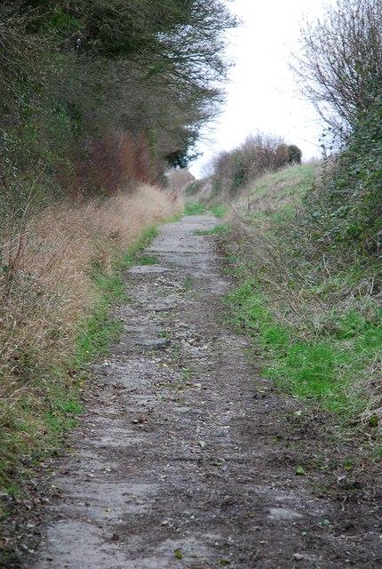 Climbing Turner's Lane
