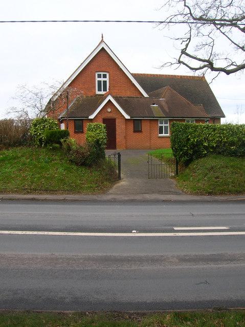 Chapel, Lewes Road