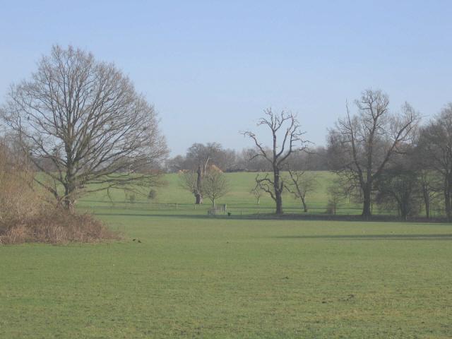 Grounds of Cobham Hall