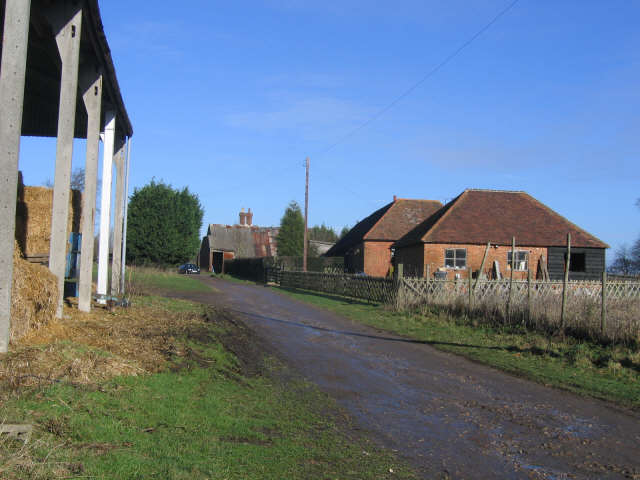 Lodge Farm, Cobham