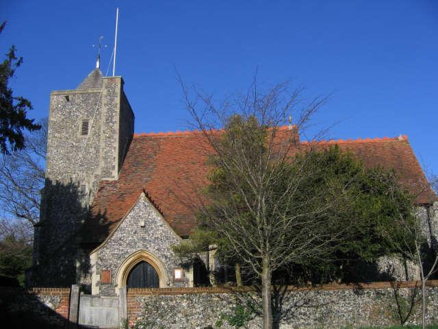 Church of St Peter & St Paul, Luddesdown