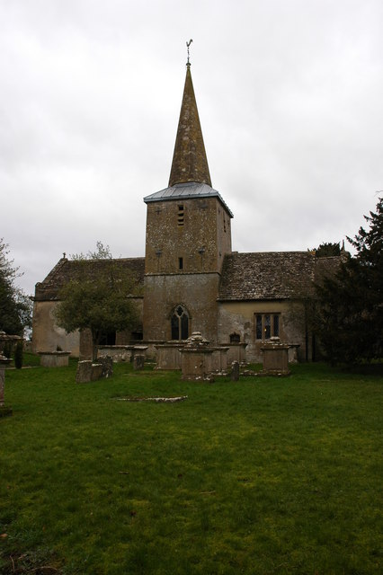 Rodmarton church