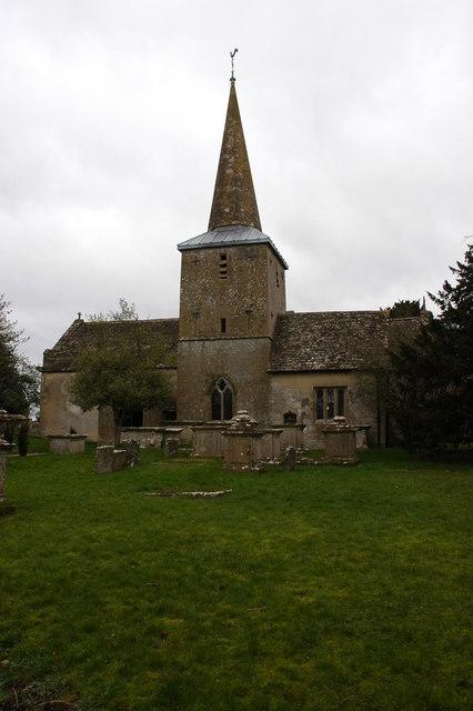 Rodmarton church
