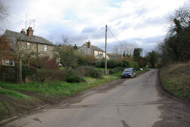 Cottages, Maplescombe Lane