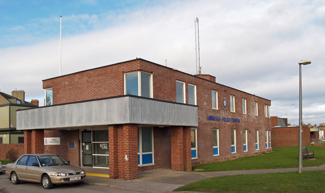 Hornsea Police Station