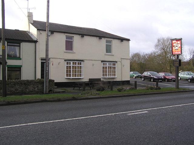 Blacksmiths Arms : Spring Gardens  : A68