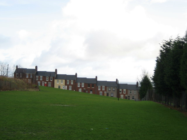 Avon Street, Easington Colliery