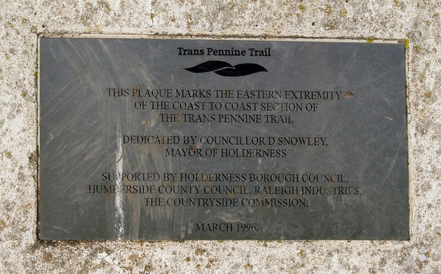 The Eastern End of the Trans-Pennine Trail