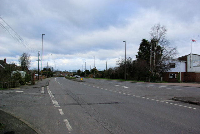 A20, West Kingsdown