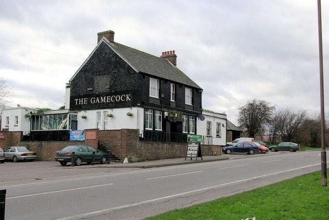 The Gamecock, West Kingsdown