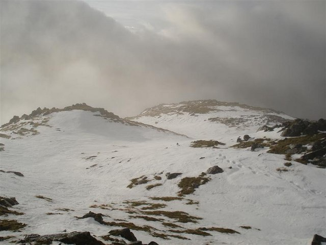 View from Stob Dubh