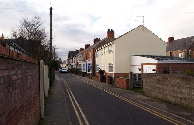 Alexandra Road, Hornsea