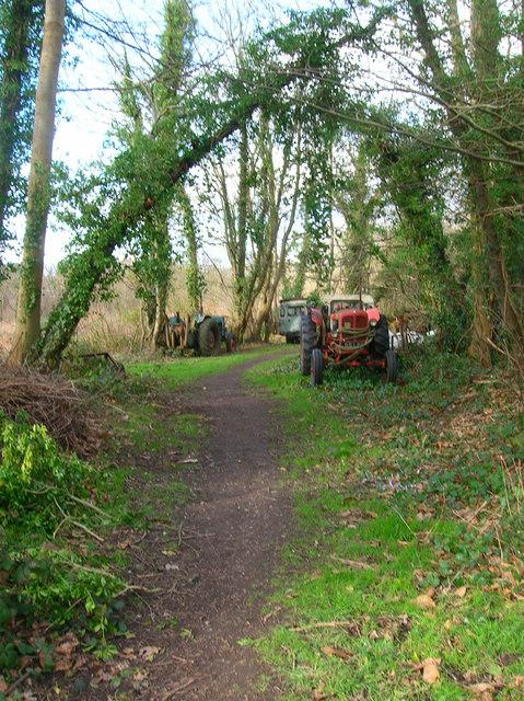 Tractor's Graveyard
