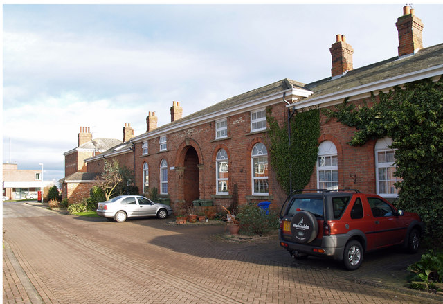 The Old Railway Station, Hornsea