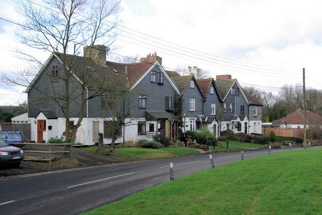 Slated Cottages, West Kingsdown