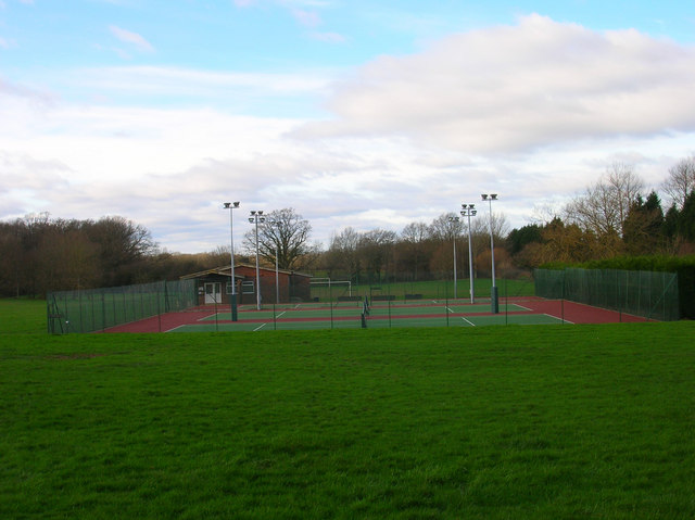 Tennis Courts, Recreation Ground