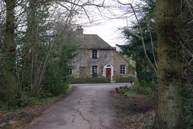 Springham's Cottages, West Kingsdown