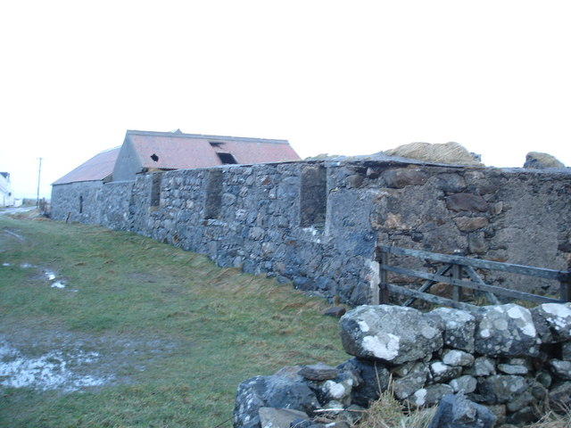Ruins at Cornaigbeg