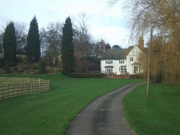 Thickbroom Farmhouse