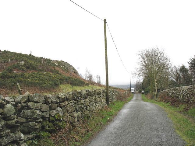 Bwlch Carreg-y-Fran Col