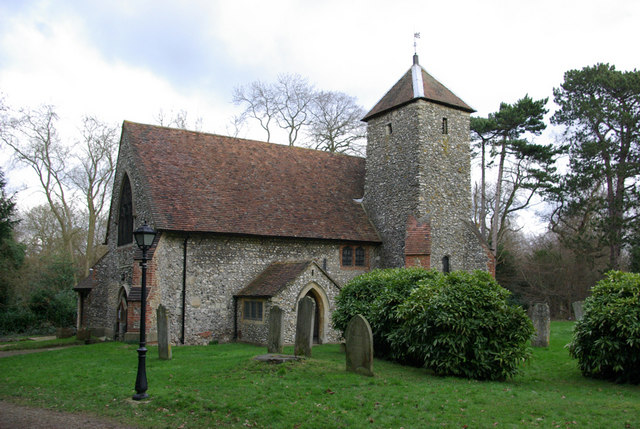 Church, West Kingsdown
