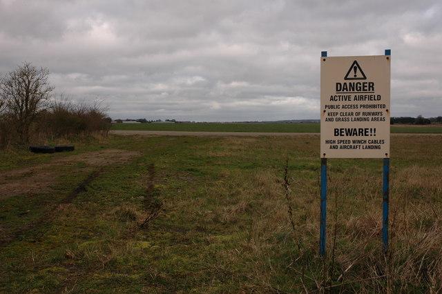 Aston Down Airfield