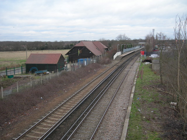 Ashtead Common Depot and Ashtead Station