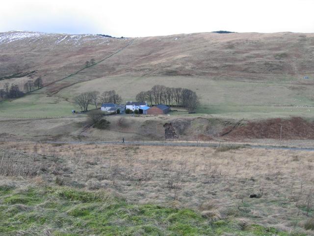 Glenquey farm