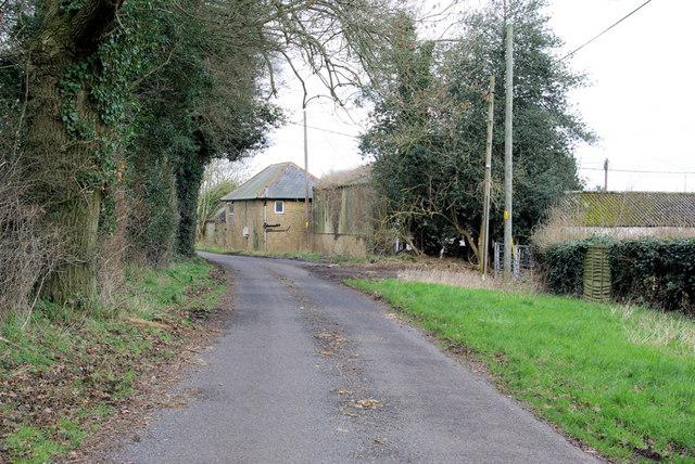 Pells Farm on Pells Lane
