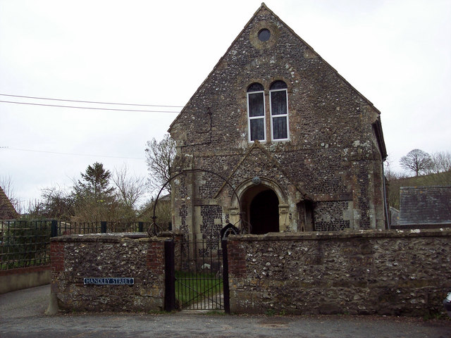Ebbesbourne Wake Chapel