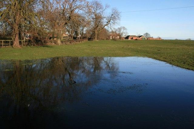 Deighton From Town End Farm