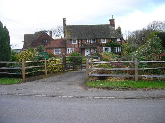 Hartfield Farm House, Heathfield Road