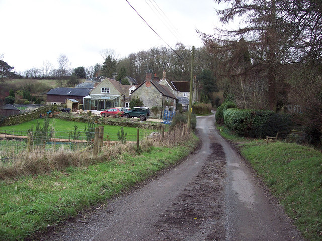 Cottages at Middle Coombe