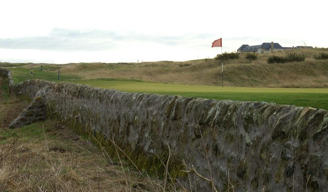 The wall, Fairmont GC