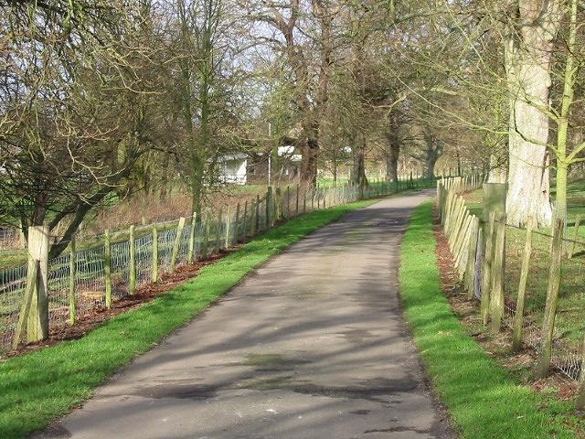 Charlton Park, Bishopsbourne.