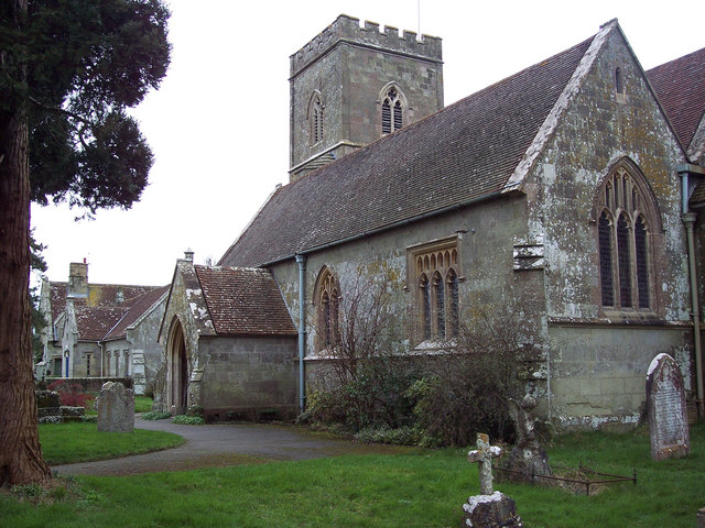 St Mary's Church, Motcombe
