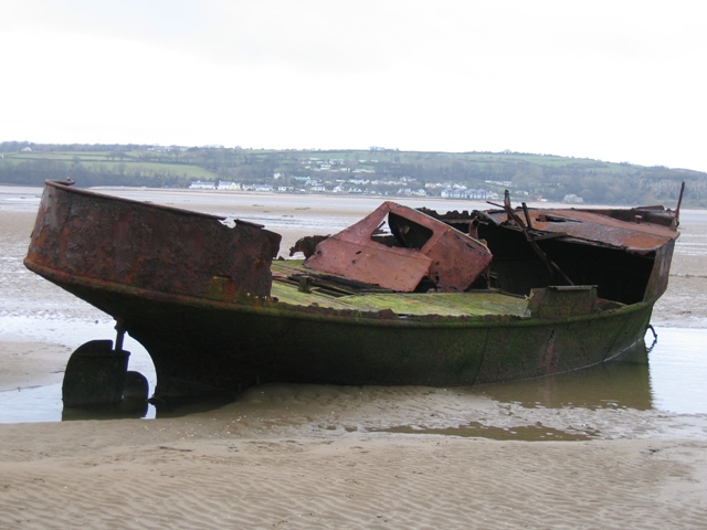 Red Wharf Bay and a Shipwreck 2
