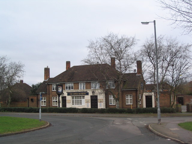 The Open Hearth, Corby