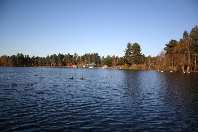 Watersports Lake