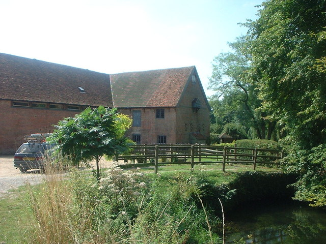 Hockley Mill