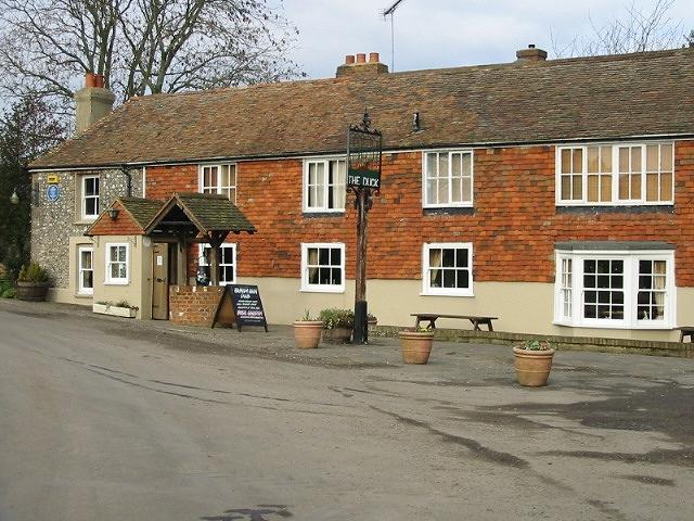 The Duck Inn, Pett Bottom.