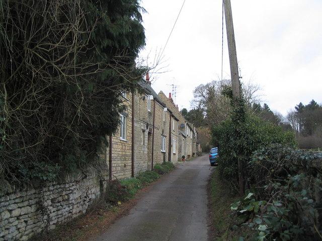 Little lane, Stanion