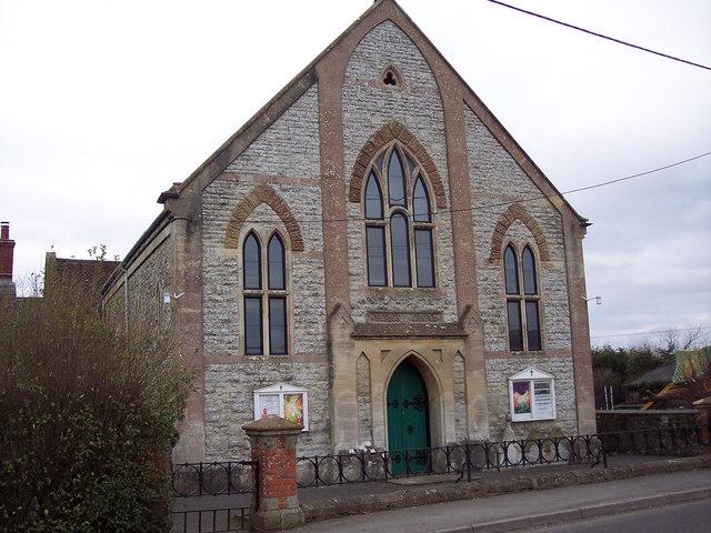 Motcombe Methodist Church