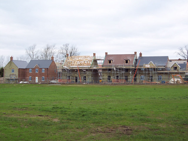 New Housing at Motcombe