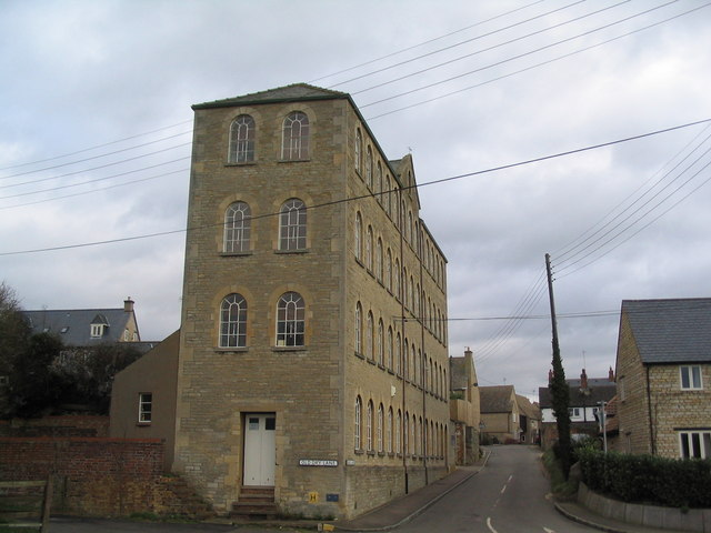 Wallis's Mill, Brigstock
