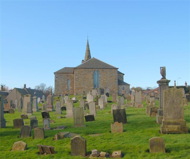 Abbotshall Churchyard