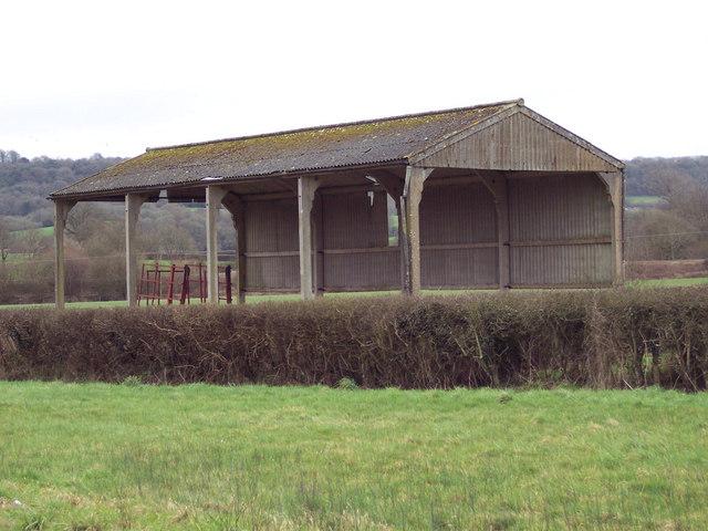 Field Barn near Semley