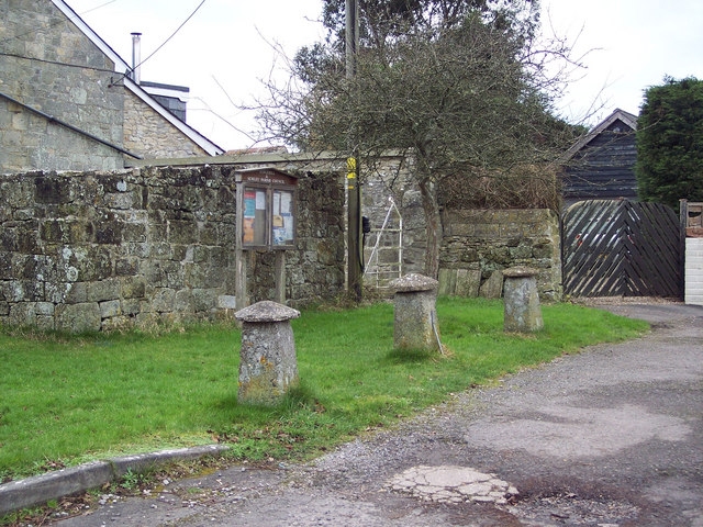 Village Information and Staddle Stones