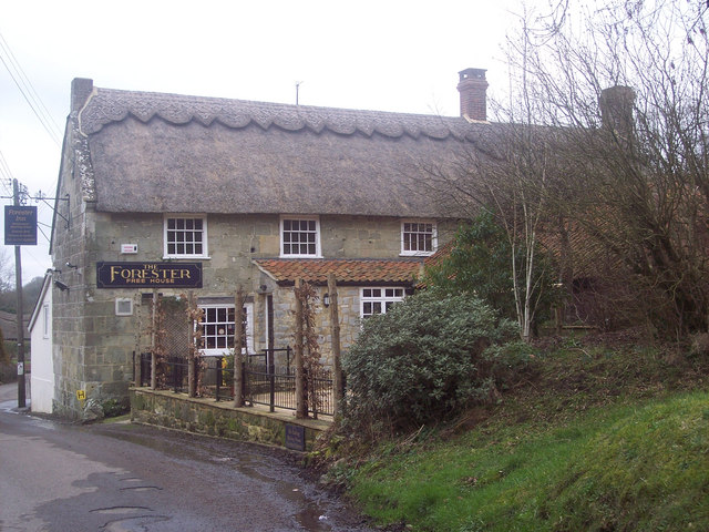 The Foresters Arms, Donhead St Andrew