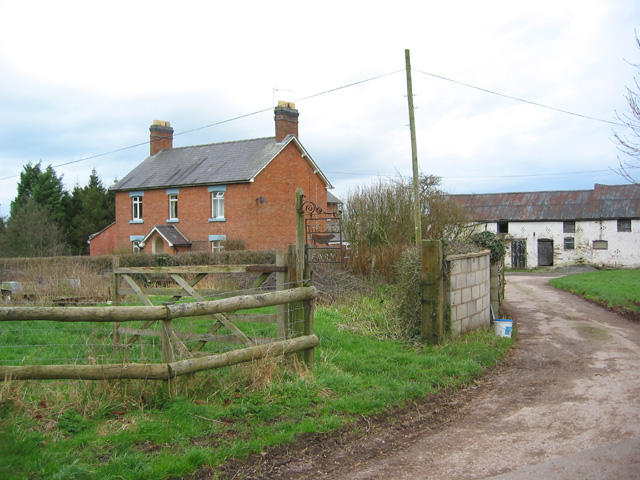 The Lees, near Bradley Brook